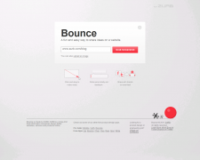 Bounce. Annoter a plusieurs une page web.