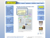 A.nnotate. Annoter des documents en ligne en mode collaboratif.