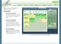 Flow.io Un autre outil collaboratif de gestion de projets.