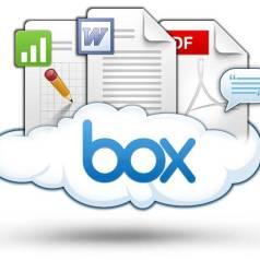 Le service de sauvegarde Box devient plus collaboratif.