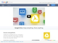 Google Drive. Un bon outil collaboratif