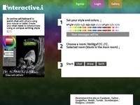 Interactive.i Un outil complet de dessin collaboratif.