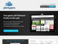 PlentyPins. Un paperboard collaboratif.
