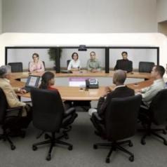 Trois services gratuits pour des videoconferences en ligne.