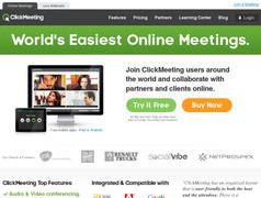 ClickMeeting. Reunions et webinars en ligne.