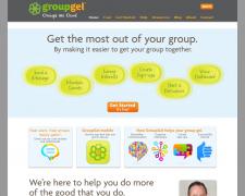 GroupGel. Outil de gestion de groupes.