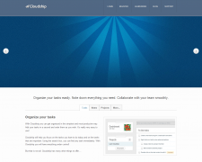 CloudShip. Gestion de taches, de notes et de projets en mode collaboratif.