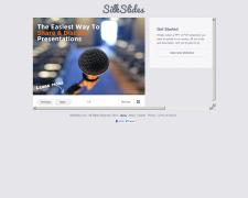 SilkSlides. Travail collaboratif autour de slides.