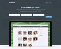 JumpShare. Partage et visualisation de documents en ligne.