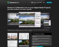 ReviewStudio. Outil collaboratif pour valider ou annoter un projet