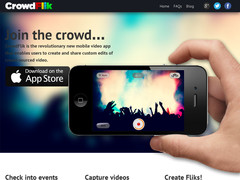 Crowdflik. La video mobile en mode collaboratif