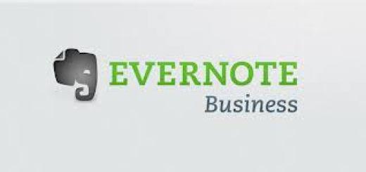 Evernote business