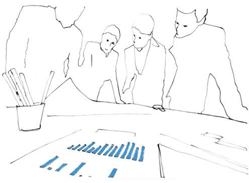 Advanseez. Aide a la decision et gestion de projets en mode collaboratif