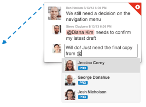 Conceptboard collaboratif