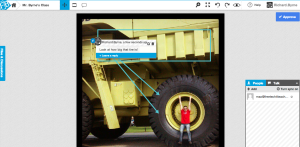 Framebench interface