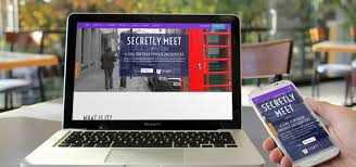 Secretlymeetme. Creer une timeline collaborative privee