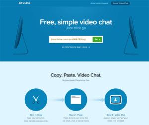 vline homepage