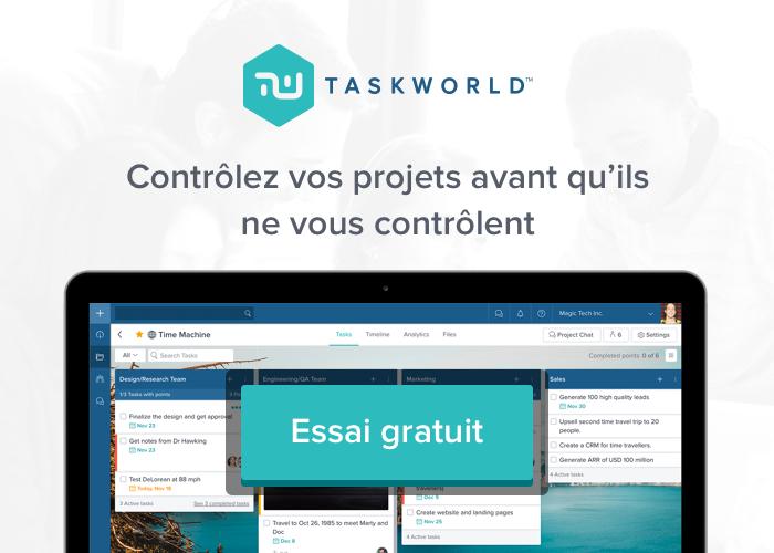 Taskworld Mars