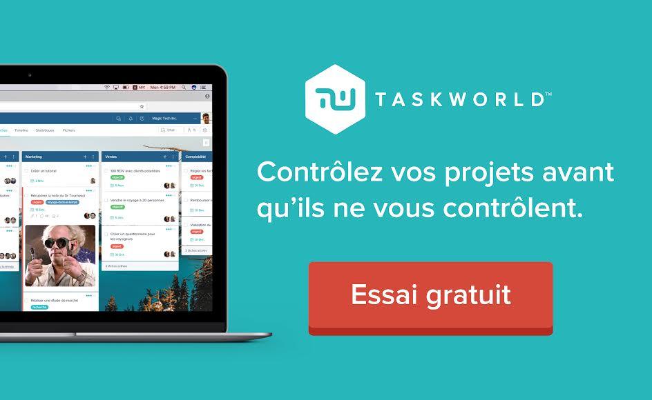 Taskworld Juillet