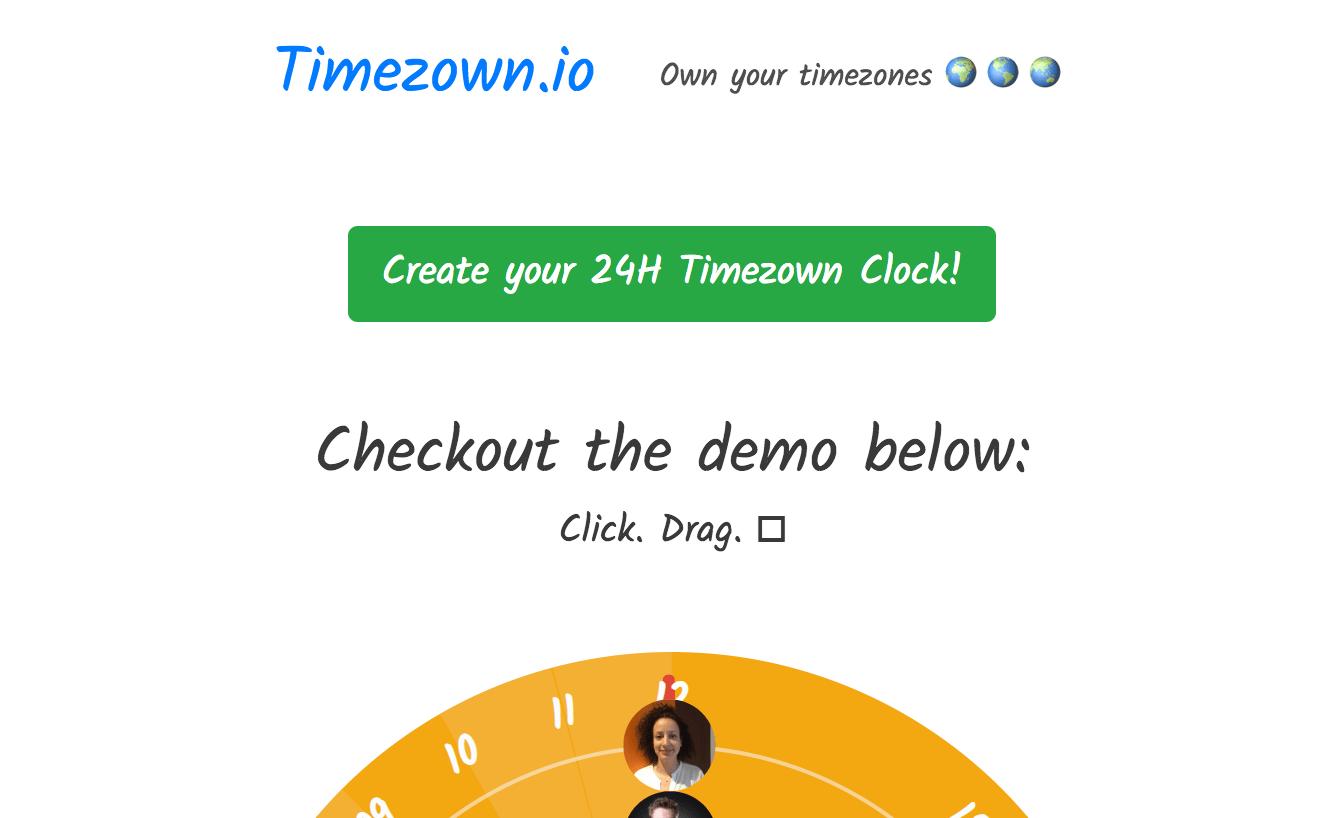 Timezown