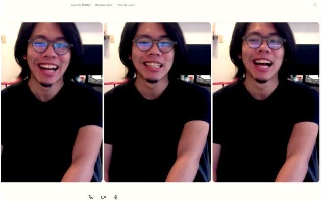 Tico vidéo conférence