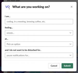 bureau virtuel pour slack