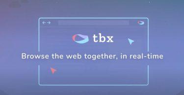 Tbx. Une extension de co-browsing simple et efficace