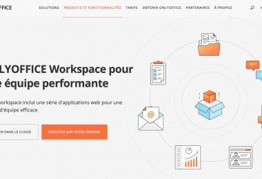ONLYOFFICE Workspace. Une solution de travail collaboratif open source à la carte