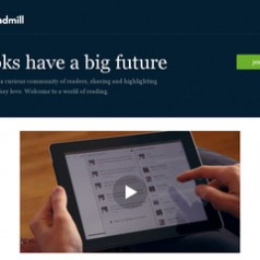 ReadMill. La lecture en mode collaboratif.