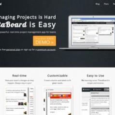 Thetaboard. Du collaboratif dans la gestion de projets.