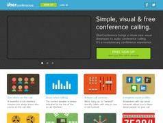 Uberconference. Un bon outil d'audioconference